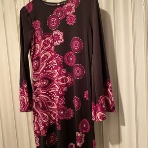 INC retro inspired dress